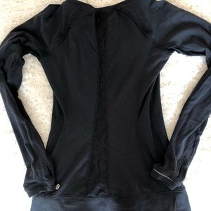 Lululemon special edition black long sleeve